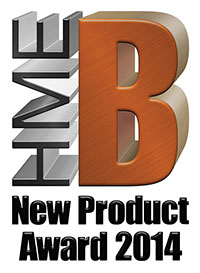 Motivo Wins HME Business New Product Award
