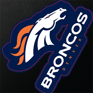 Denver Broncos Graphic Set