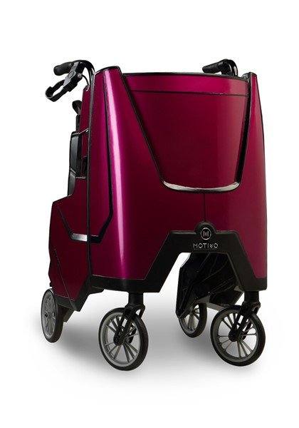 Deep Fuchsia Tour Walker