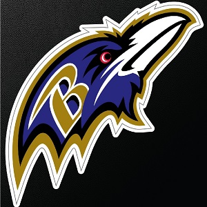 Baltimore Ravens Graphic Set