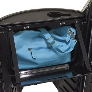 Private Storage Compartment