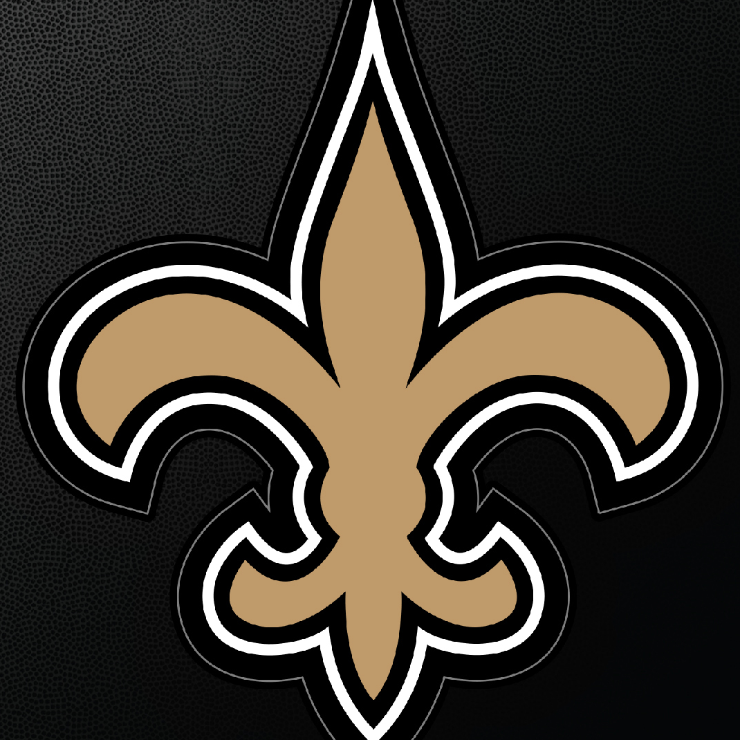 New Orleans Saints Graphic Set