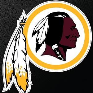 Washington Redskins Graphic Set