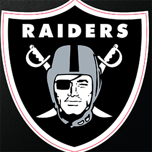 Oakland Raiders Graphic Set