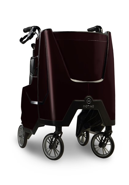 Dark Cherry Tour Walker