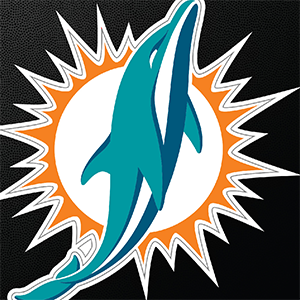 Miami Dolphins Graphic Set