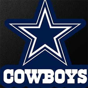 Dallas Cowboys Graphic Set